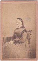 Mrs. Keeler of Oshkosh, Wisconsin