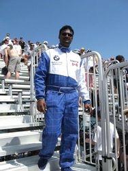 When I was BMW Motorsport Racing