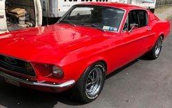 28.68 fastback Mustang