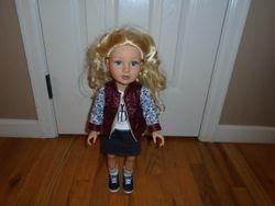 Journey Girls 18 inch Fashion Doll - Meredith - $20