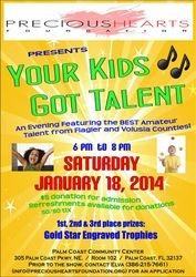 Your Kids Got Talent