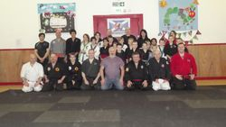 Scottish Fighting Arts Society 3rd Birthday Seminar
