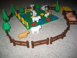 Mini farmyard