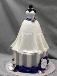 Bridal Shower cake 4