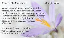 Mathieu