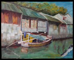 2nd Place, Jeff Williams (Suzhou Canal)