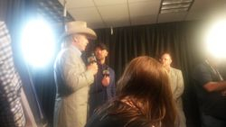 Dwight Yokem at CMA Awards