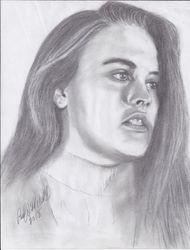Alicia, Sketch