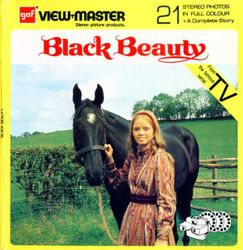 Black Beauty (large fold-out pack)