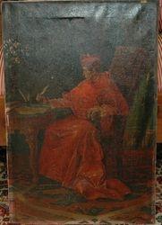 Portrait of Cardinal Newman- $3,500 - $4,500