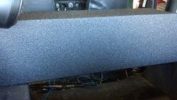 Texture coated Custom Jeep Install