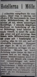 Hotell Kullaberg 1907
