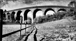 Stambermill Viaduct.