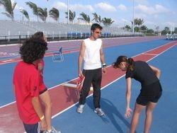 2009 AAU Summer Track