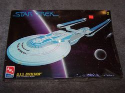 ST:TSFS - USS Excelsior