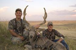 Ed's 2009 Mule Deer