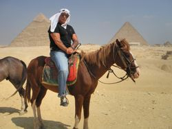 Investigations in Cairo- Egypt, 2009