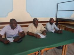 Ripresentatives of various local associations