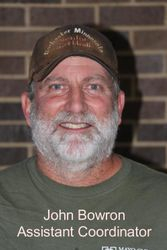 John Bowron - Assistant Coordinator