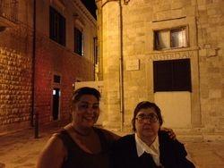 Trani, Italy. July 24, 2012