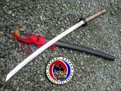 Custom Made 30 Inches 5160 Spring Steel Katana Sword