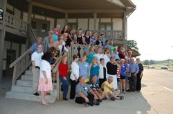 Another shot of the Class of 1973