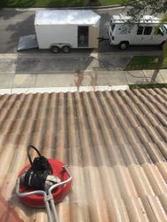 Roof Washing Services