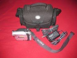 Sony Handycam DCR - DVD92 Camcorder