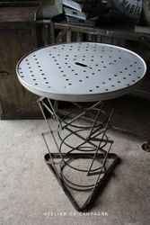 #19/163 Industrial Spring Table
