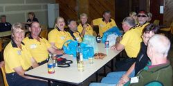 Northern Gateway Members at the Friday Night Function at Coffs - Oct 2003