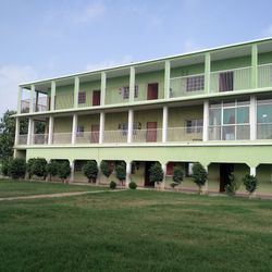 State of the art building