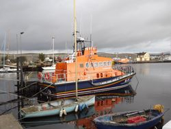 Arklow and Porthdinllaen Lifeboats