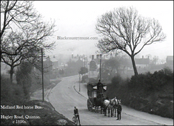 Halesowen. ( Quinton ) 1890s.