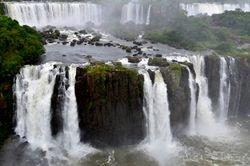 Iguaçu Waterfalls.
