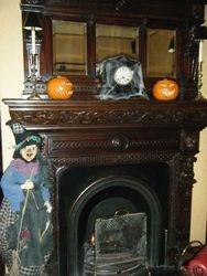 Spooky Clock
