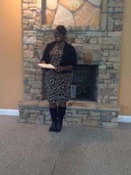 Committe Member- Mrs. Tisa Washington