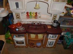 Step 2 Fun With Friends Kitchen - $65