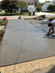 Complete Driveway Expansion