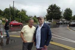 Steve grey and Bob Kirkwood