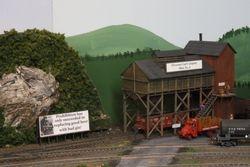 Elverson Coal Mine