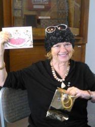 2014 Outgoing Las Donas President Kathy