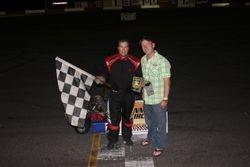 Karts Feature Winner