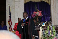 Bishop Dr. Cecil G. Mullings