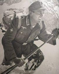 German Skijager:
