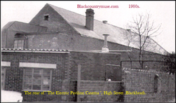 Blackheath, 1980s.