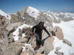 Summit Ridge of Mt. Dade