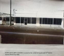 Fowler's Dry Goods, Hempstead