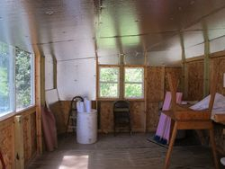 insulated pistol house