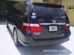 Anna V.--------Honda Odyssey