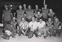 1956 & 1957 Tug of War Champs